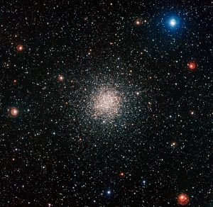 This colourful view of the globular cluster NGC 6362 was captured by the Wide Field Imager attached to the MPG/ESO 2.2-metre telescope at ESO's La Silla Observatory in Chile. This brilliant ball of ancient stars lies in the southern constellation of Ara (The Altar).